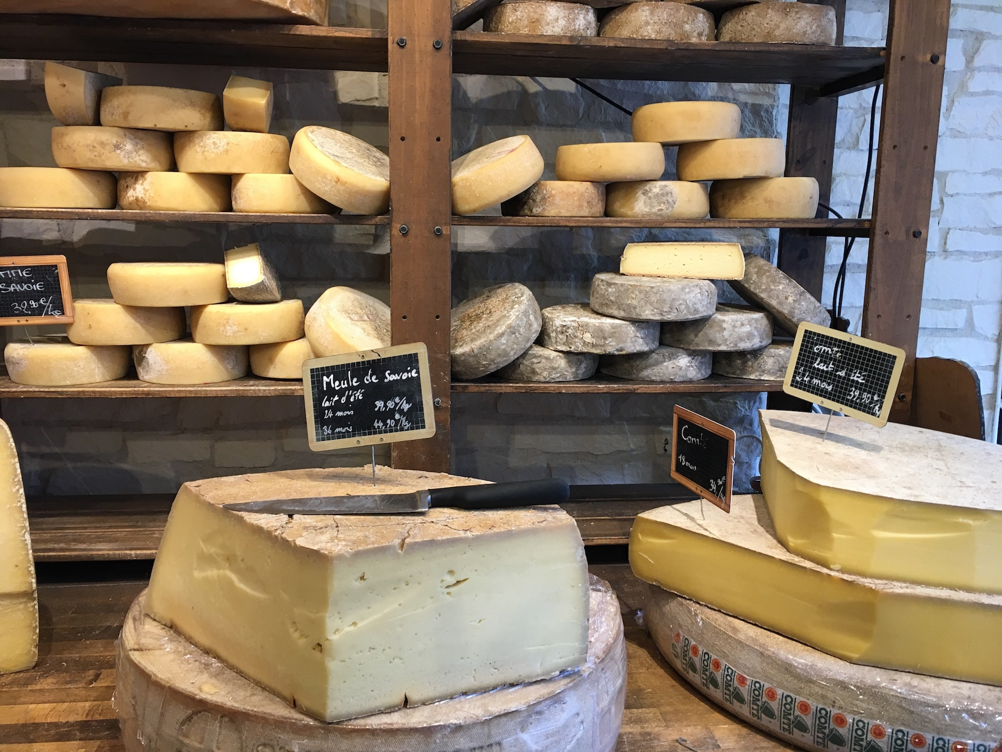 fromage a Lyon